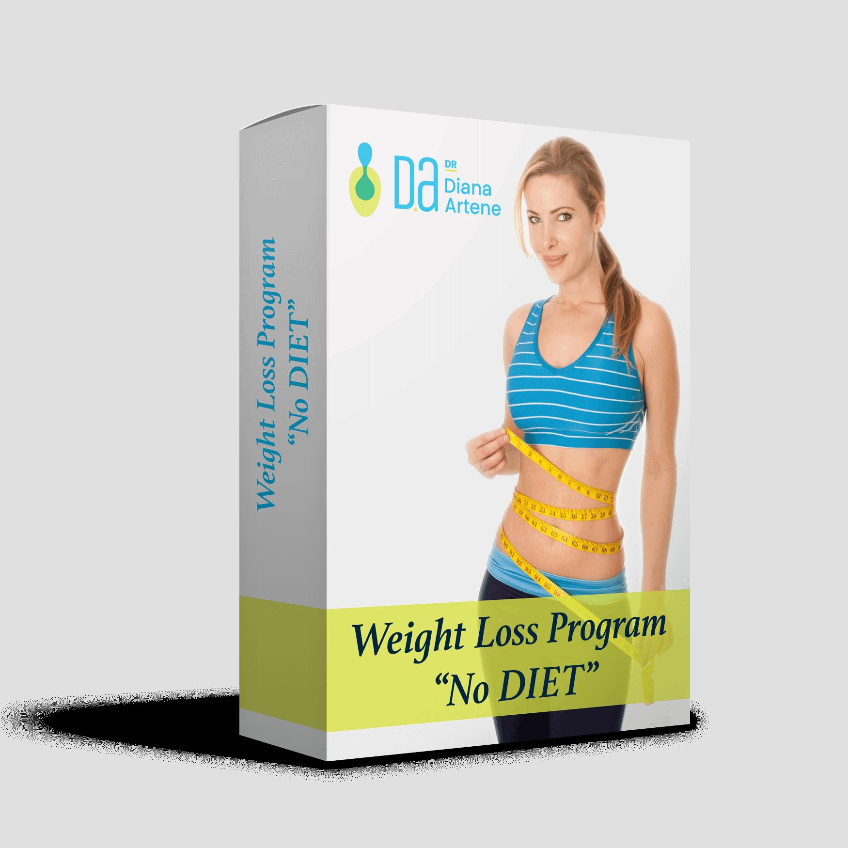 No Diet Weight Loss Program Nutrition Services Nutritionist Dr Diana Artene